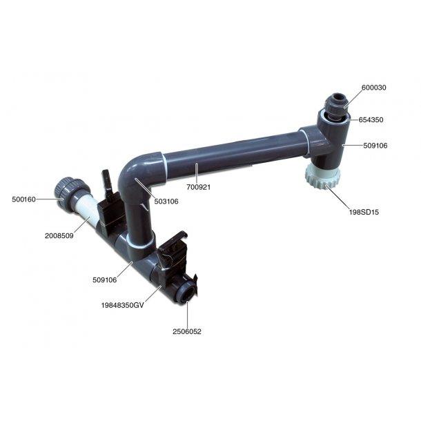 Filtreringssystem - trykside