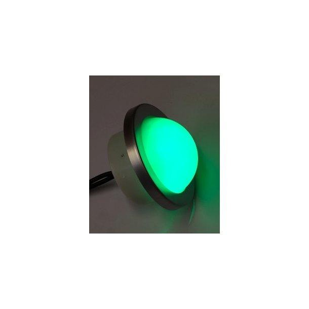 LED lampe til sauna, kuppel formet