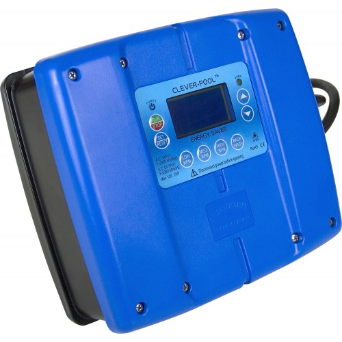 Clever Pool Pump Inverter S 230 Nker Energiforbruget Med 80