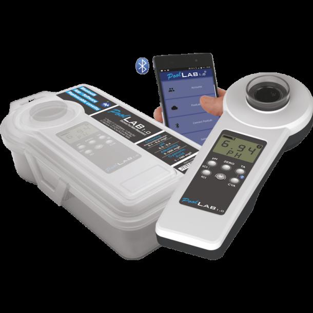 Pool Lab Digital Pooltester Bluetooth
