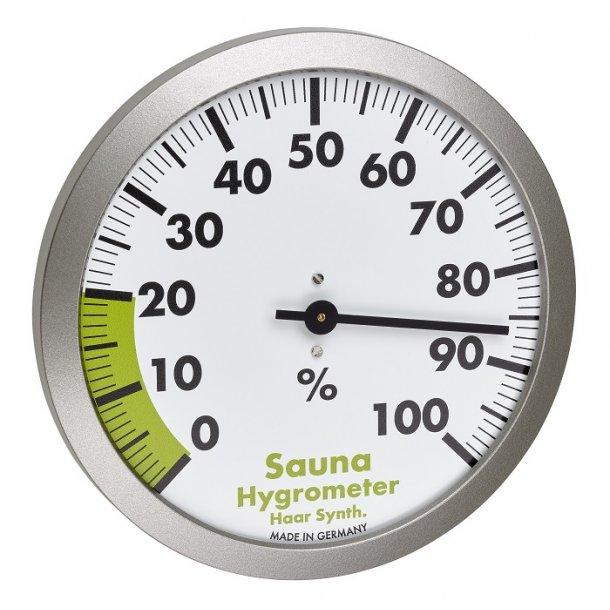 Sauna hygrometer Ø 12 cm