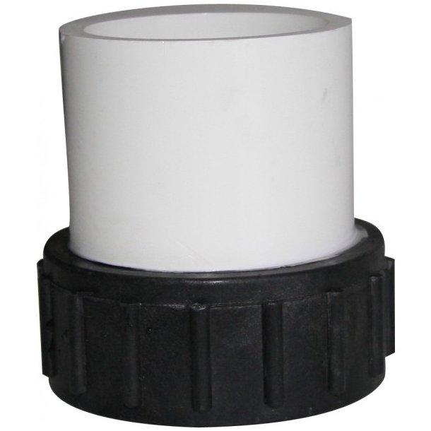 Union til spapumpe welldana - 50 mm lime