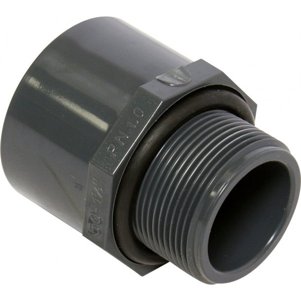 Adapter m/o-ring, 2
