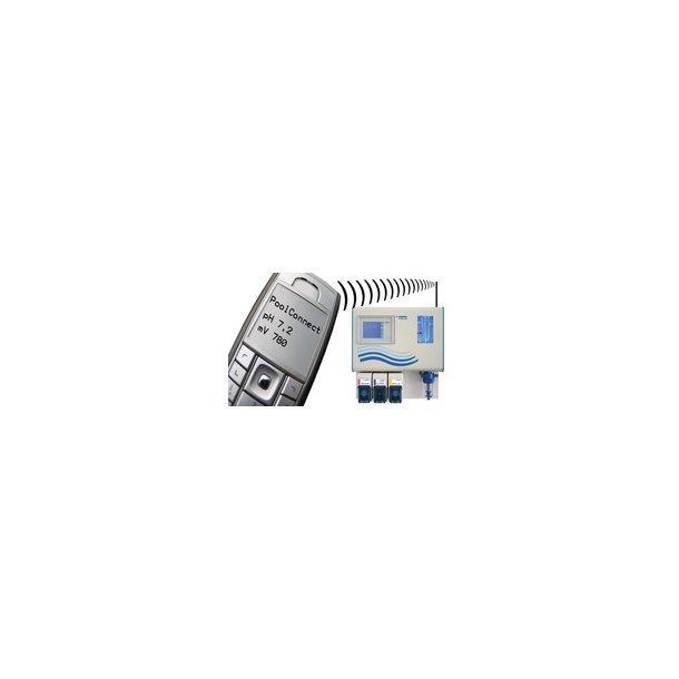 Pc software w. interface f. conn.