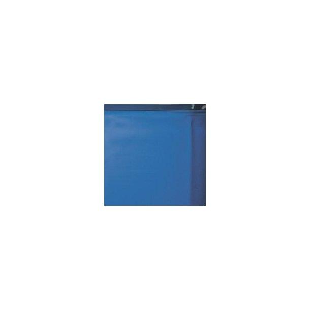 Rund pool liner 1,35 mtr dyb, 0,8 mm. blå