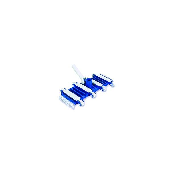 Flexbundsugerhoved m/børster