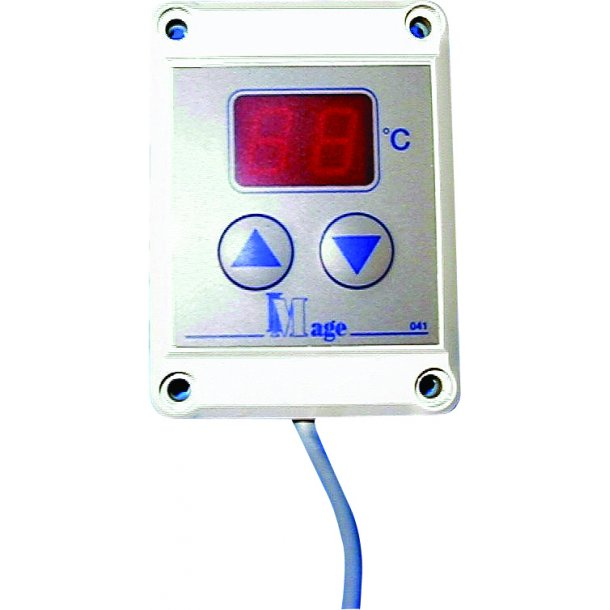 Poolkontrol 1x230 inkl. temperatursensor
