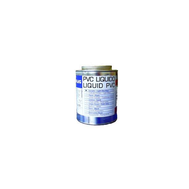 Flydende folie 1 kg (un 2056) lyseblå (ca)