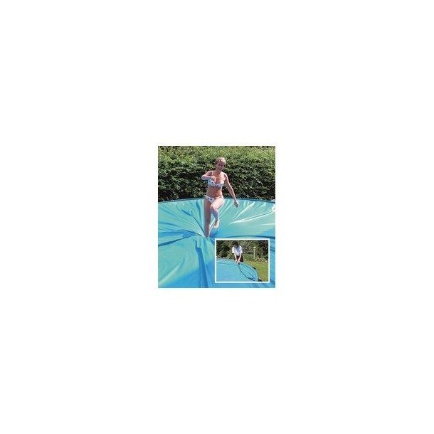Top Cover med lynlås til 8-tal Elba Pool