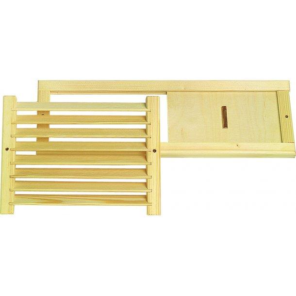 Ventilationsluge til sauna
