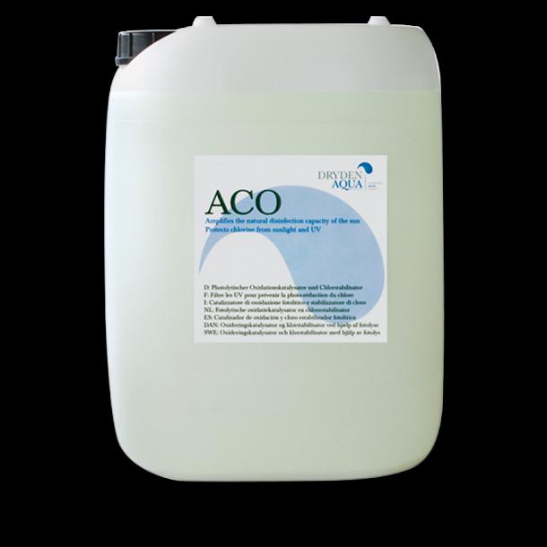 Aco 5 l sol- og UV beskyttelse til Calciumhypoklorit klor