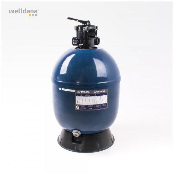 Filterpakke 4 Kripsol Lux til pool 30-60 m3