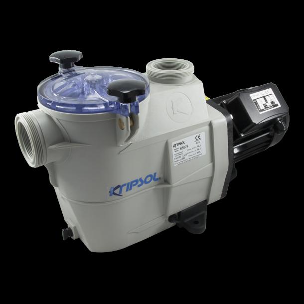Pool pumpe Koral KS kripsol 400 v Flere størrelser 0,5-3 hk