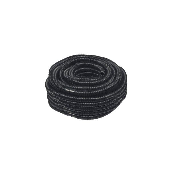 Solar spiral slange Ø32 mm sort Pris per 1,25 m