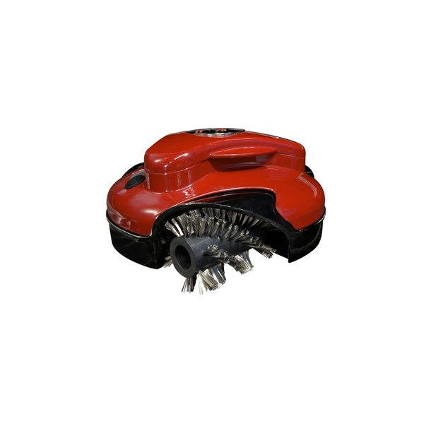 Grillbot - rengør grillen! (rød)