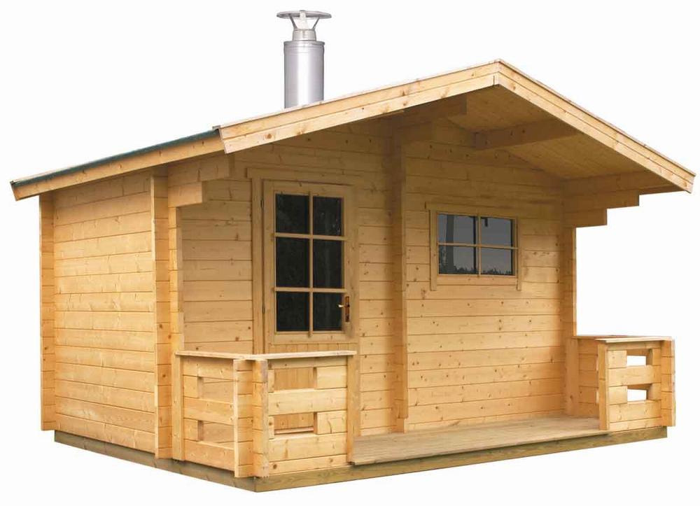 61ed084aba3 Keitele Sauna hytte med el ovn - Køb Nu