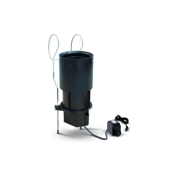 Aquaclarus filtersystem Vildmarksbad og Hottub 4000 l/t