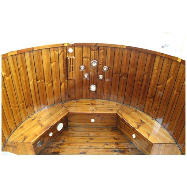 Hot-tub Aquaking 150 cm Polar med Jet massage