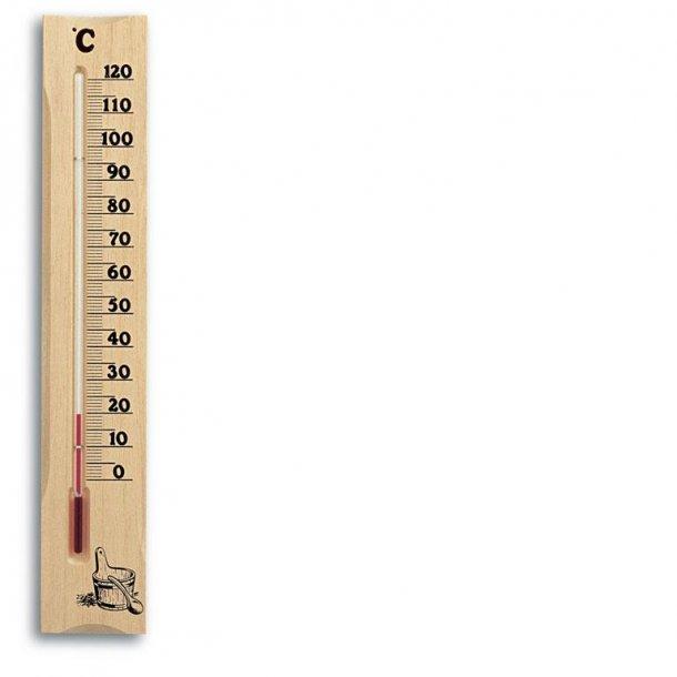 Sauna Termometer Fyrtræ