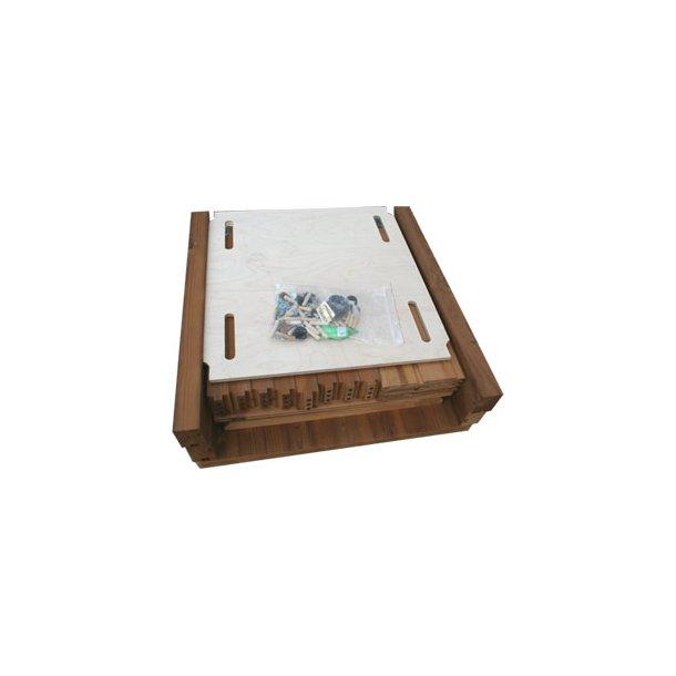 Opbevarings box 598x558x610 mm