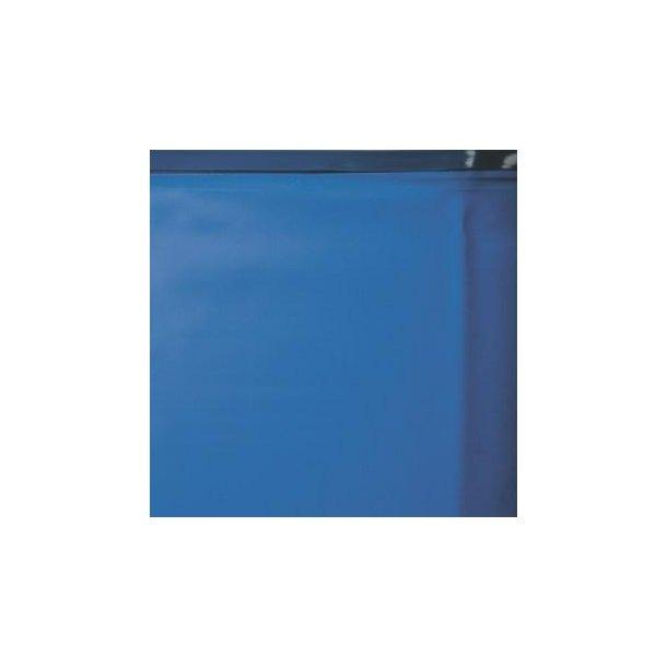 Rund pool linerdug / folie blå 20/100 h 0,65 m