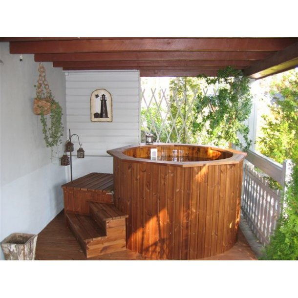 Hot-tub Aquaking 150 cm Polar boble spa