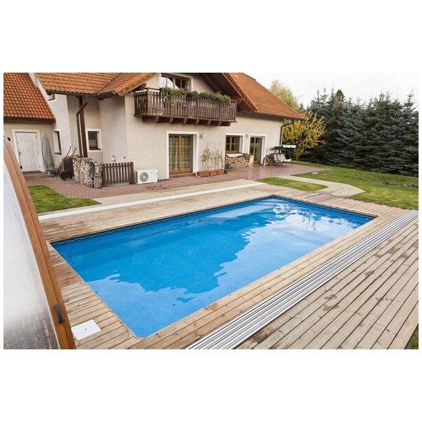Provence Komposit Pool Variabel Dybde - Flere størrelser