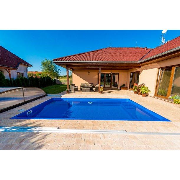 Saphire Keramisk Pool Pakke 6,0 x 3,0 x 1,2 meter