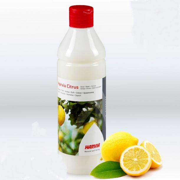 Sauna Duft Citrus 500 ml - Duftolie fra Harvia