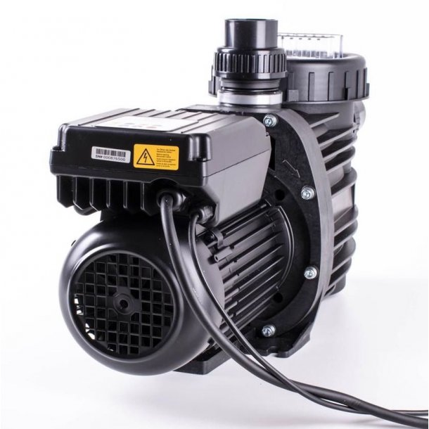 Poolpumpe Badu 90 Eco 1,1 kW WD model. 3-speed Lydsvag
