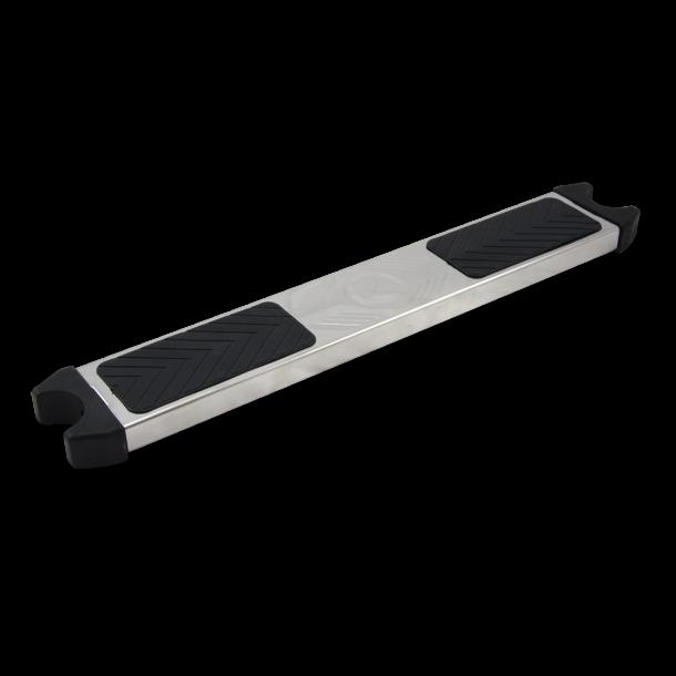 Trin til stige Rustfri stål Inkl. skruer AISI 316